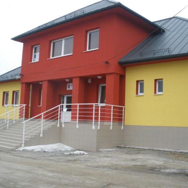 Kultúrno-správna budova