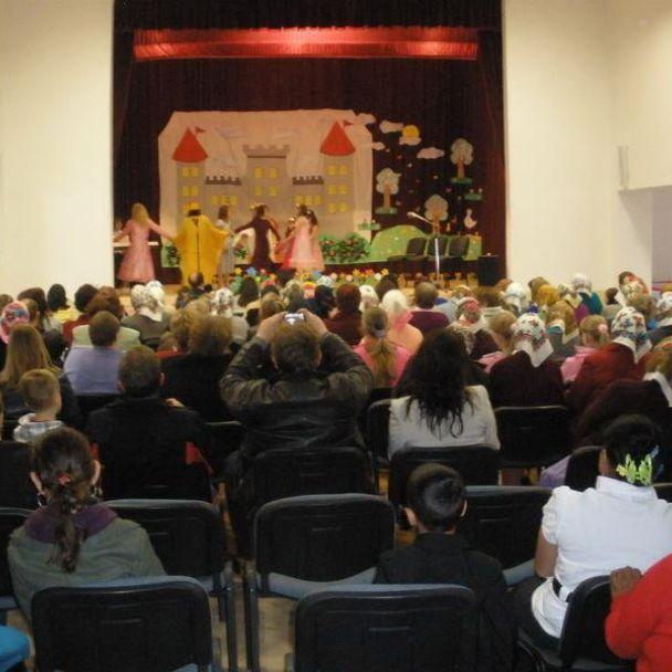 Máj - deň matiek 2011