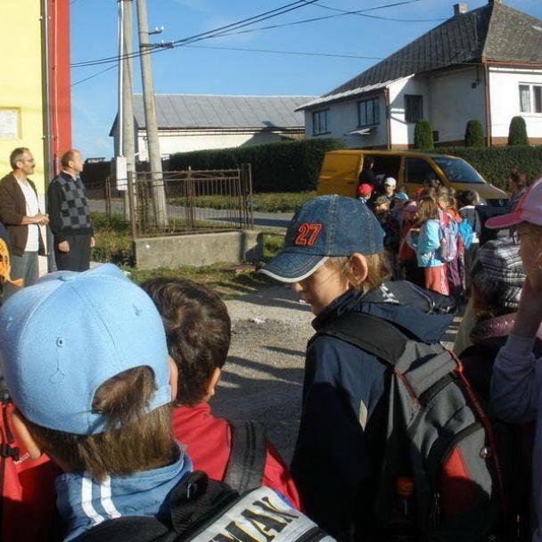 Október - Výstup na Minčol 2011
